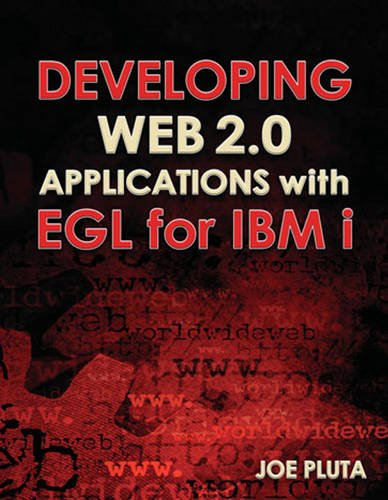 Developing Web 2.0 Applications with EGL for: Pluta, Joe
