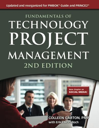 9781583473399: Fundamentals of Technology Project Management