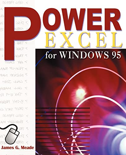 Power Excel for Windows® 95 (1583480323) by James Meade