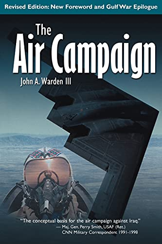 9781583481004: The Air Campaign: Revised Ed.
