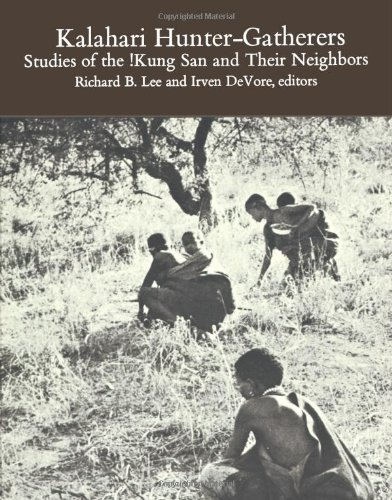 9781583481257: Kalahari Hunter-Gatherers: Studies of the !Kung San and Their Neighbors