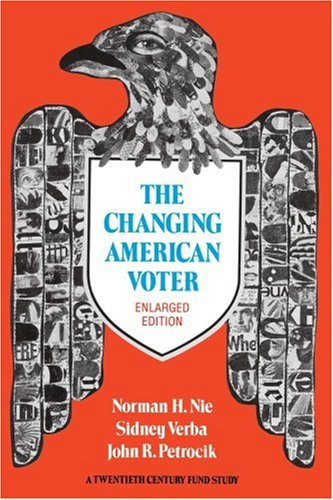 9781583483091: The Changing American Voter, Enlarged Edition