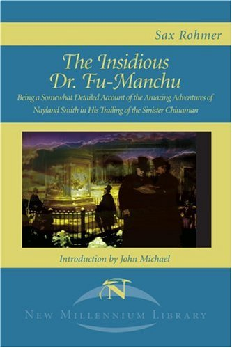 9781583483275: The Insidious Dr. Fu-Manchu (New Millennium Library)