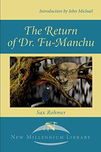 9781583483282: The Return of Dr. Fu-Manchu (New Millennium Library)