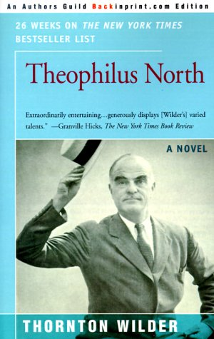 9781583483862: Theophilus North