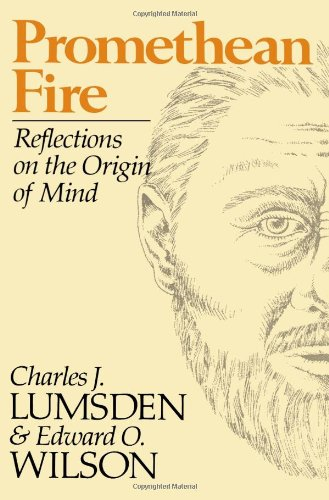 9781583484258: Promethean Fire: Reflections on the Origin of Mind