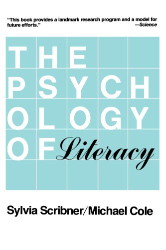 9781583484395: The Psychology of Literacy