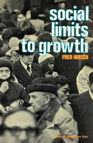 9781583485996: Social Limits to Growth