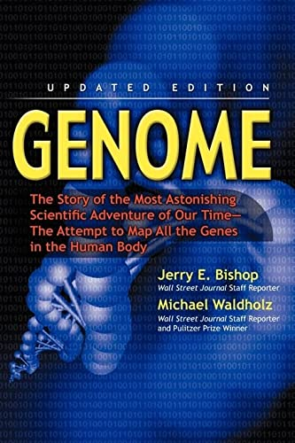 9781583487402: Genome: The Story of the Most Astonishing Scientific Adventure of Our Time--The Attempt to Map All the Genes in the Human Body