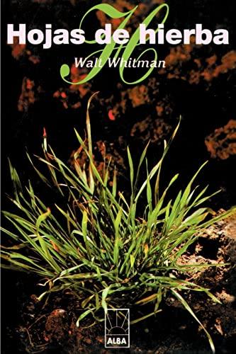 9781583487709: Hojas de hierba (Alba) (Spanish Edition)