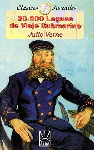 9781583487815: 20, 000 Leguas De Viaje Submarino (Coleccion Clasicos Juveniles)