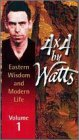 9781583500491: 4X4 by Watts - Eastern Wisdom and Modern Life (Vol. 1) [VHS]