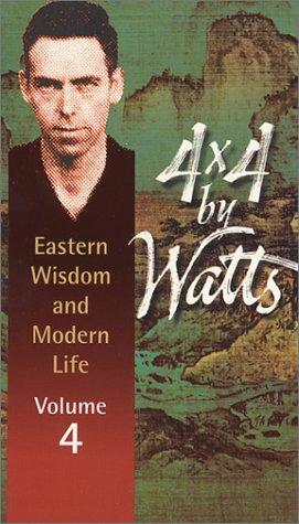 9781583500521: 4X4 by Watts - Eastern Wisdom and Modern Life (Vol. 4) [VHS]