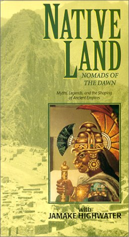 9781583500583: Native Land: Nomads of the Dawn [VHS]
