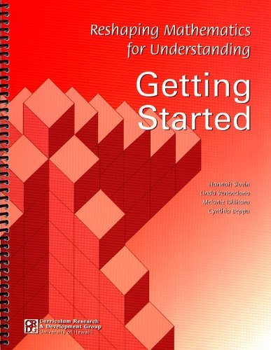 9781583510230: Reshaping Mathematics for Understanding (RMU): Getting Started