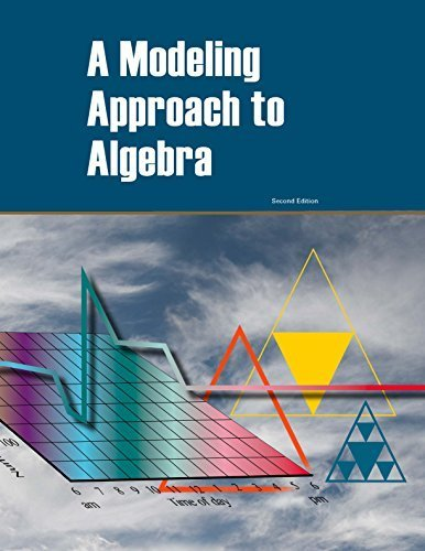 9781583511527: A Modeling Approach To Algebra (AMAA) Student Book