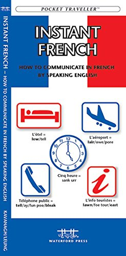 9781583550144: Instant French (Pocket Traveller - Waterford Press)