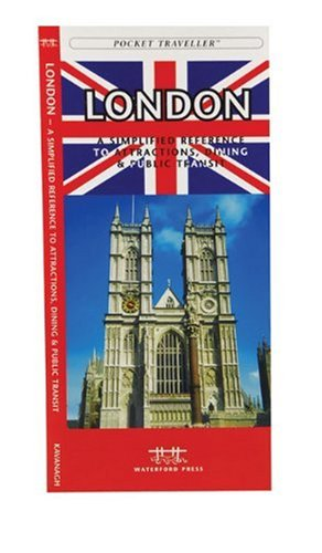 9781583550199: London: A Simplified Reference to Attractions, Dining & Public Transit (City Easy Travel Guides)