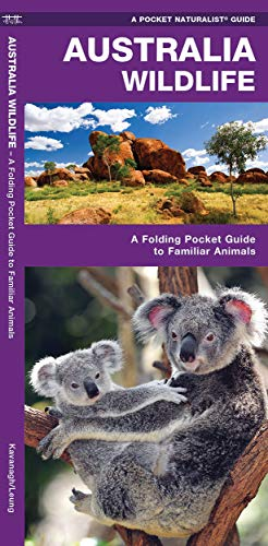 Australian Wildlife: A Folding Pocket Guide to: James Kavanagh, Waterford