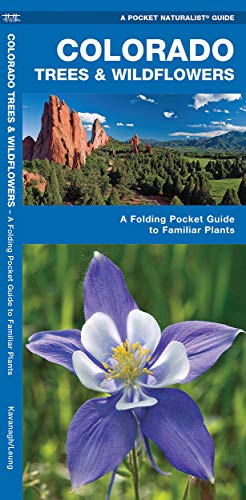 9781583551080: Colorado Trees & Wildflowers: A Folding Pocket Guide to Familiar Plants (A Pocket Naturalist Guide)