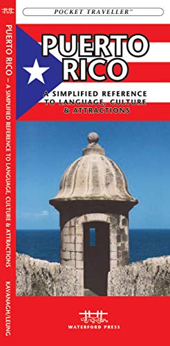 9781583551950: Puerto Rico: A Simplified Reference to Language, Culture & Attractions (Pocket Traveller Series)