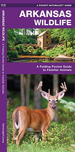 Arkansas Wildlife: A Folding Pocket Guide to: James Kavanagh