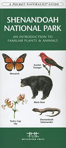 Shenandoah National Park: A Folding Pocket Guide: James Kavanagh