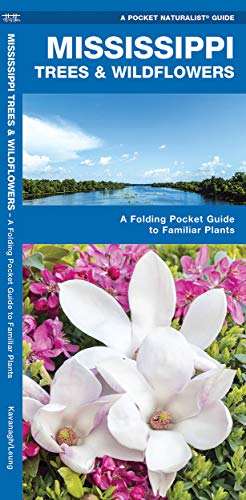9781583555125: Mississippi Trees & Wildflowers: A Folding Pocket Guide to Familiar Species (A Pocket Naturalist Guide)