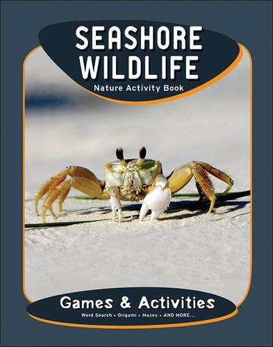 Seashore Wildlife Nature Activity Book: James Kavanagh