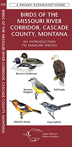 9781583556160: Birds of the Missouri River Corridor, Cascade County, Montana: A Folding Pocket Guide to Familiar Species (Pocket Naturalist Guide Series)