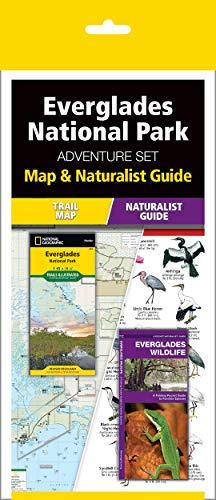 Everglades National Park Adventure Set: Map & Naturalist Guide