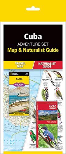 9781583559833: Cuba Adventure Set: Map & Naturalist Guide