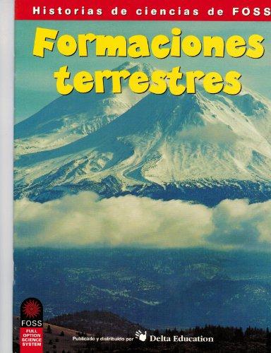 9781583560648: Formaciones terrestres (historias de ciencias de foss)