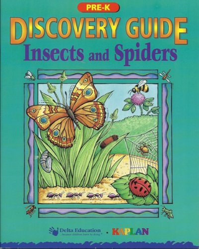 9781583563403: Insects and Spiders Pre-K Discovery Guide