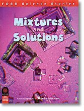 9781583568712: Mixtures and Solutions - Student Books (English, 8 pack) (542-2025) (FOSS Science Stories)