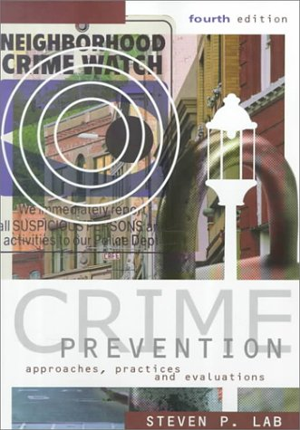 9781583605097: Crime Prevention: Approaches, Practices and Evaluations