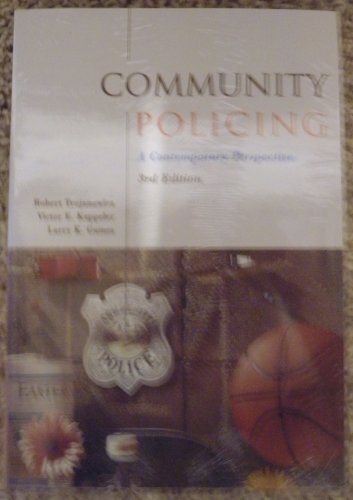 9781583605271: Community Policing: A Contemporary Perspective