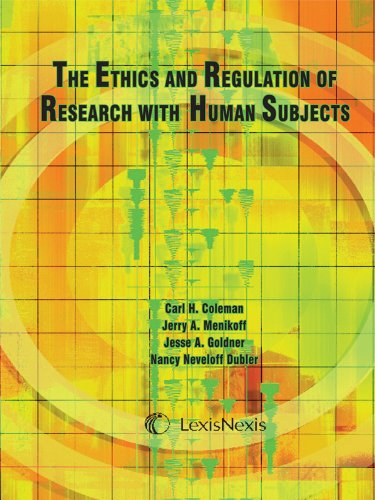 The Ethics and Regulation of Research with: Carl H. Coleman,