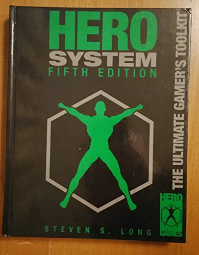 Hero System 5th Edition: Steven Long