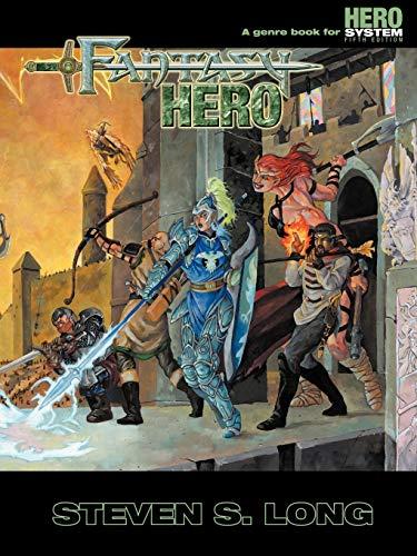Fantasy Hero: Steve Long