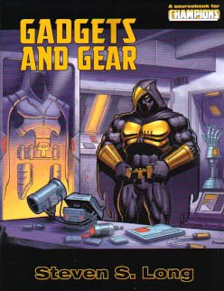 9781583660317: Gadgets and Gear (Champions)