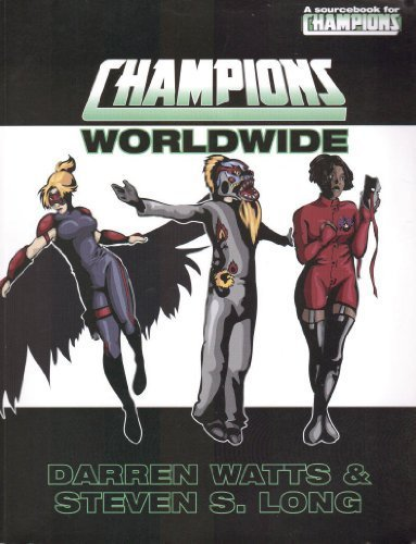 9781583660560: Champions Worldwide
