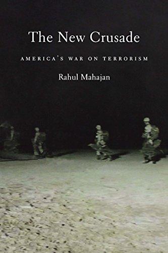 9781583670705: The New Crusade: America's War on Terrorism