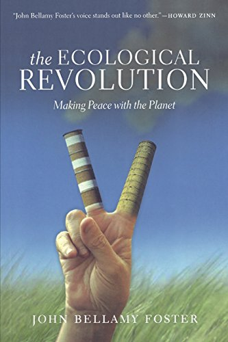 9781583671795: The Ecological Revolution: Making Peace with the Planet