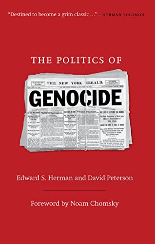 The Politics of Genocide (9781583672136) by Herman, Edward S.; Peterson, David