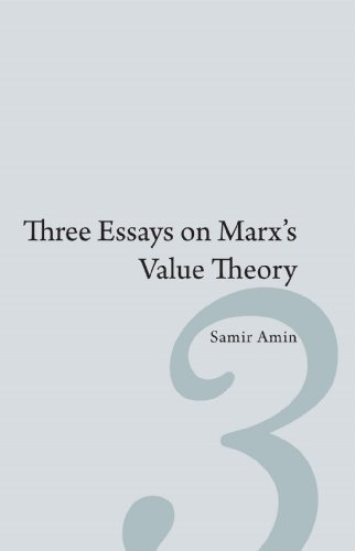 9781583674246: Three Essays on Marx's Value Theory