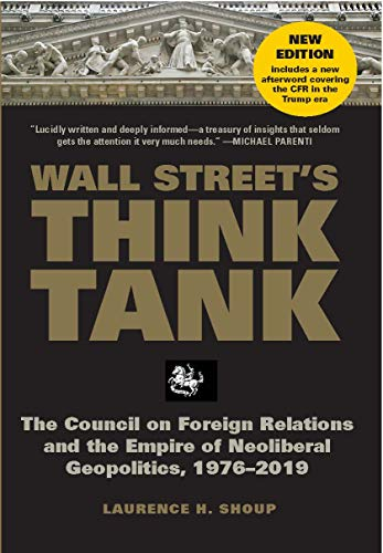 Wall Street's Think Tank (Hardcover): Laurence H. Shoup