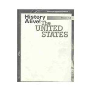 9781583711958: History Alive! Interactive Student Notebook 1