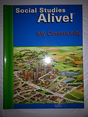 Social Studies Alive!: My Community: Bert Bower