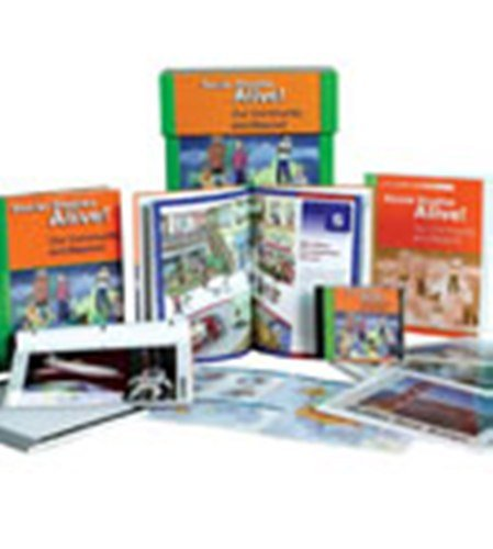 3rd Grade History Alive My Community and Beyond Teacher Resources Kit Grade 3 Teacher Edition ...